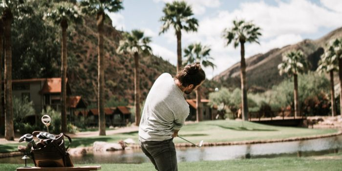 how to get better at golf without lessons