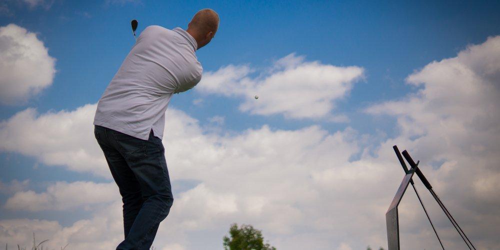 golf shoulder turn